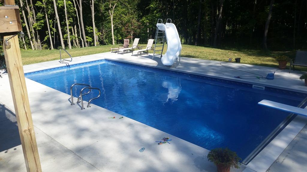 Wright 39 S Pool Service Inc Vinyl Liner Pools